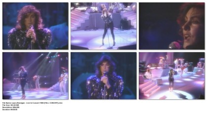 Laura Branigan - Live In Concert 1984 [FULL CONCERT]