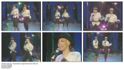Mel & Kim - Respectable (Live @ Tele-Illustrierte 1987)